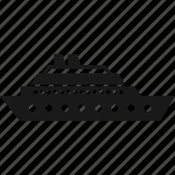 boat, ship, vessel, yatch icon