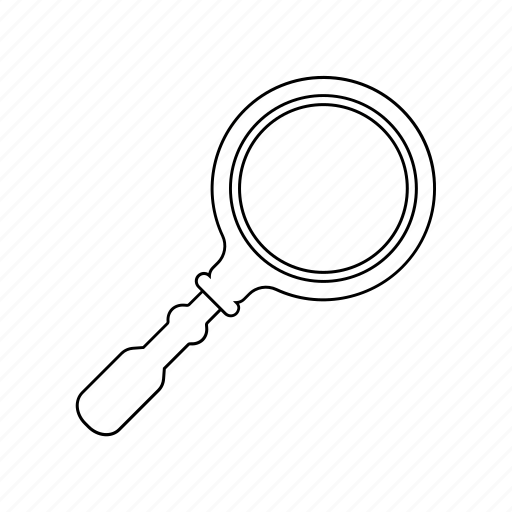 find, loupe, magnifier, magnifying glass, sea, sear icon