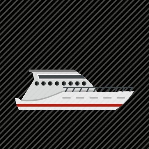 boat, nautical, ocean, sail, sea, yacht, yachting icon