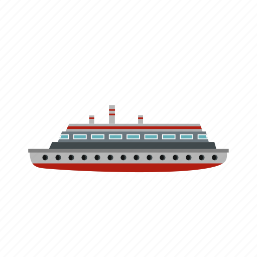 Boat, long, ocean, sea, ship, yacht, yachting icon - Download on Iconfinder