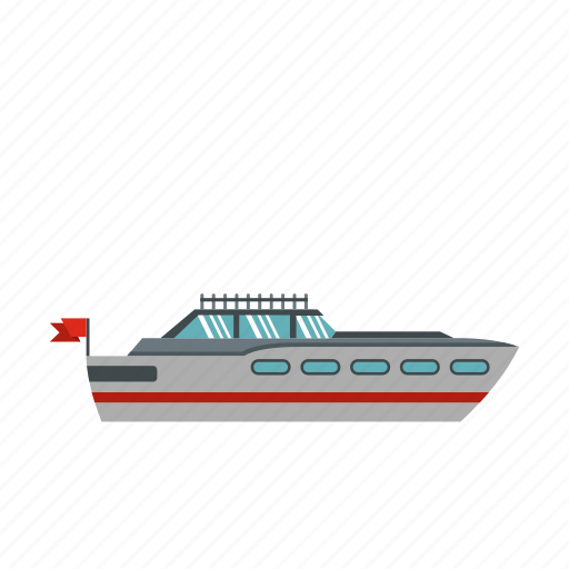 Big, boat, ocean, sail, sea, yacht, yachting icon - Download on Iconfinder