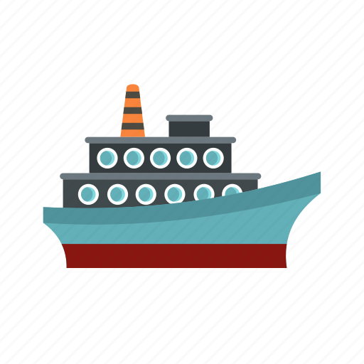 Big, boat, ocean, sea, ship, yacht, yachting icon - Download on Iconfinder