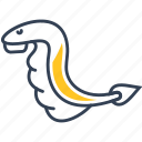 fish, food, lamprey icon