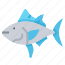 animal, fish, seafood, tuna icon