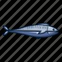 animal, aquarium, aquatic, cartoon, fish, logo, object