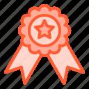 award, badge, medal, premium, quality icon