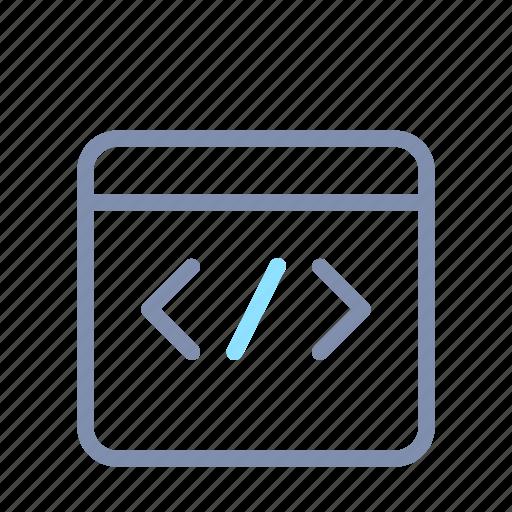 Code, coding, development, optimization, programming, seo, web icon - Download on Iconfinder