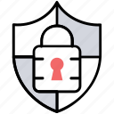 network security, online protection, security, security shield antivirus icon