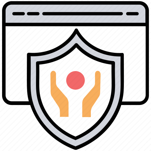 guard, protection, safety, security, shield icon