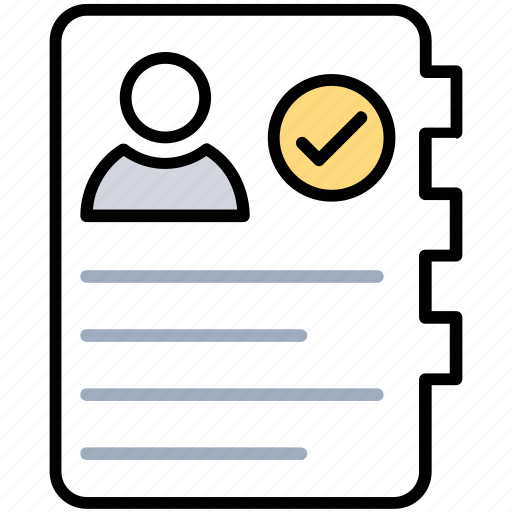 article, content, curation, documents, script icon