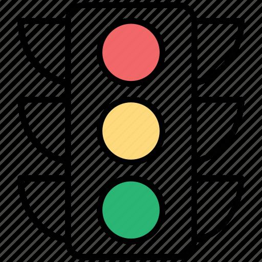 online traffic control, traffic light seo, traffic lights, traffic signal, website traffic lights icon