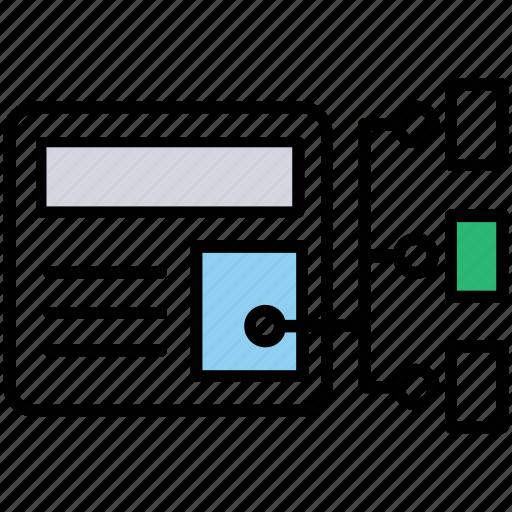 content widget, display page content, web page widgets, widgets plugin icon