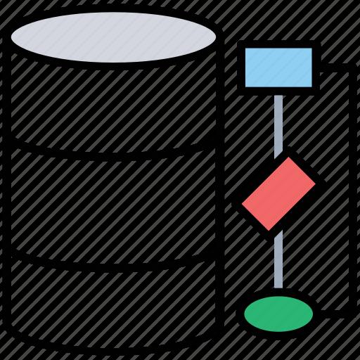 data management, data server, database management, database management system, sql management icon