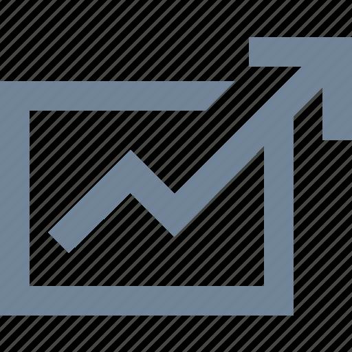 chart, graph, growth, marketing, ranking, seo, statistics, web page icon