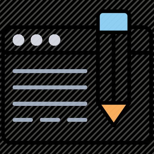 brand awareness, brand development, content writing, copywriting, sales letter icon