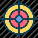 seo, target, focus, goal