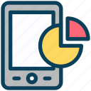 seo, mobile, chart, diagram, smartphone