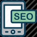 seo, mobile, smartphone, internet, optimization
