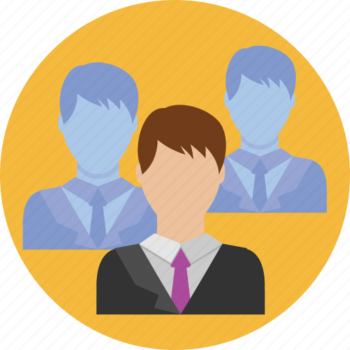 business, businessmen, people, seo, users icon