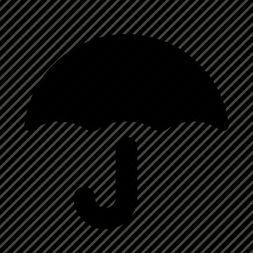 rain, rainy, season, umbrealla, weather icon