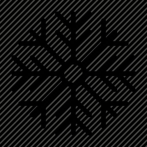 Cold, season, snow, snowfall, snowflake, winter icon - Download on Iconfinder