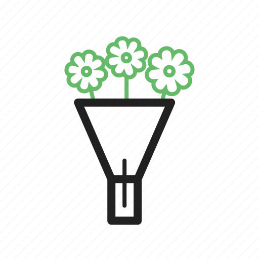 Beautiful, beauty, bouqet, flower, green, nature, wedding icon - Download on Iconfinder