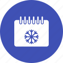cold, landscape, nature, season, sky, snow, winter icon