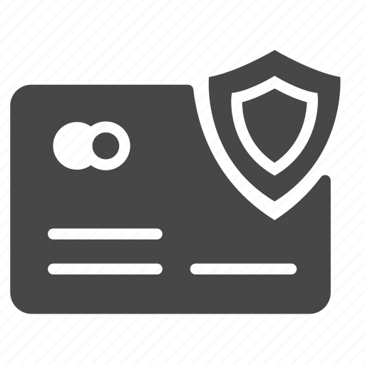credit card, payment, protect, safe, secure, security icon