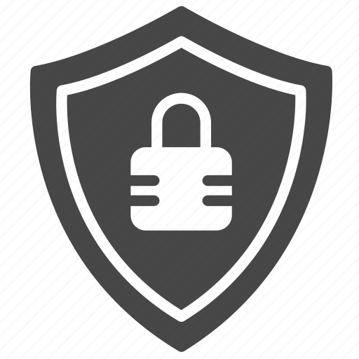 lock, payment, protect, safe, secure, security, shield icon