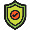 antivirus, guard, project, protect, safe, safety, shield icon