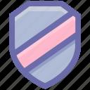 police shield, sheriff badge, emblem, security badge, police badge icon