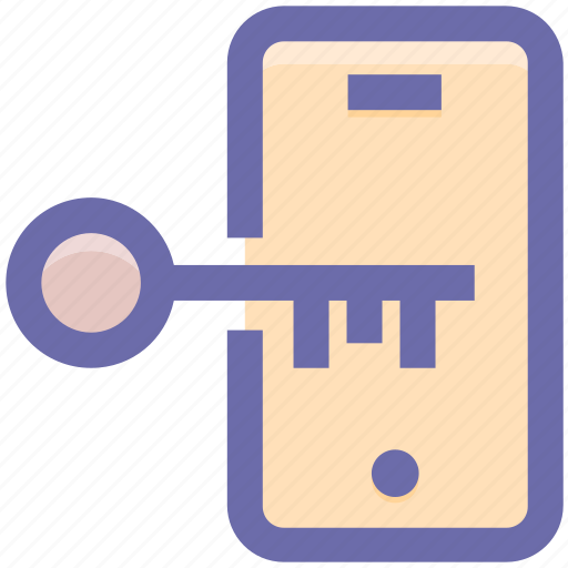 lock, mobile, mobile code, mobile secure, password, secure, security icon