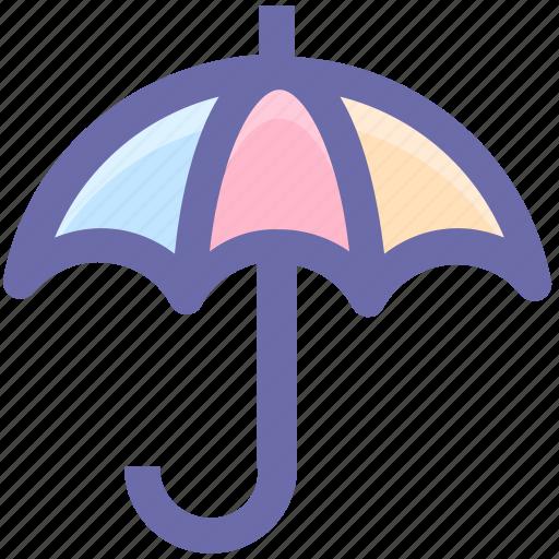 forecast, protection, rain, safe, umbrella, weather, wet icon