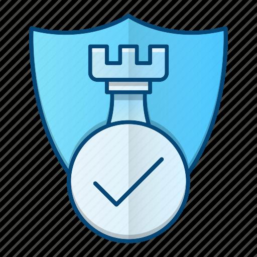 antivirus, defence, protection, shield icon