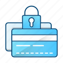 card, online, payment, protection, secure icon