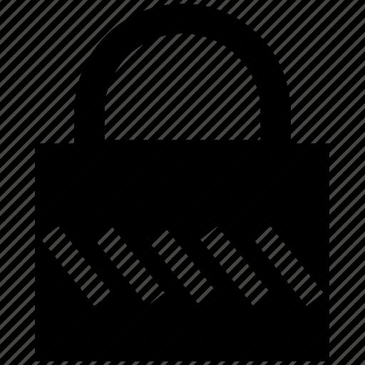 lock, locked, padlock, password, secure, security icon