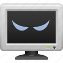 computer, cyber security, data, hack, hacker, hacking, security icon