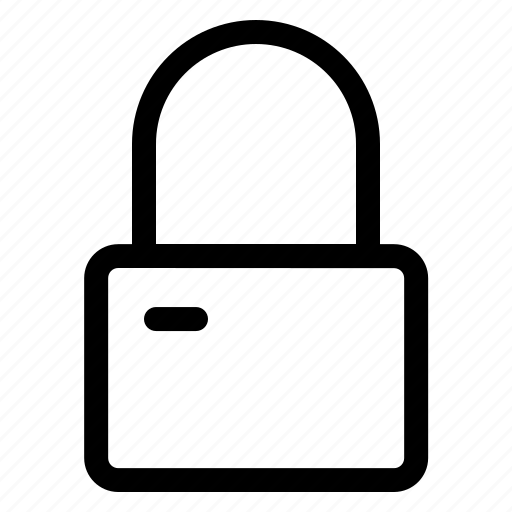 lock, padlock, protection, safety, secure, security, shield icon