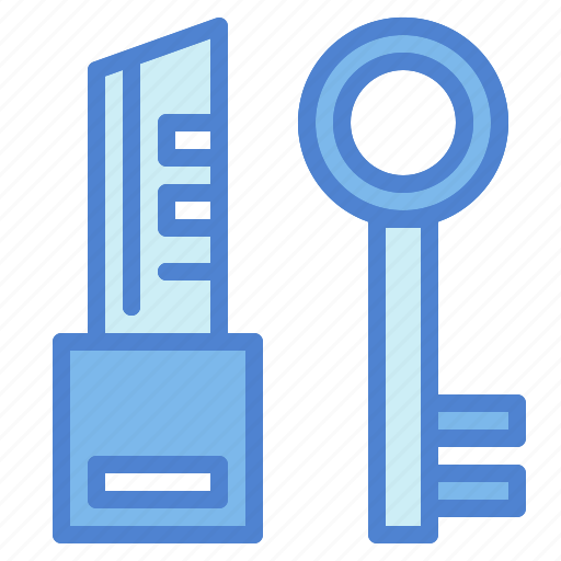 access, key, pass, passkey, password, security icon