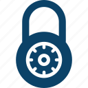 lock, padlock, password, private, protection icon