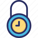 lock, password, private, protection, secure icon