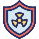 nuclear, guard, radiation, protect, protection