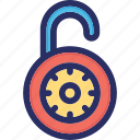 lock, padlock, password, private, protection