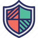 defense, firewall, guard, guardian, protect icon