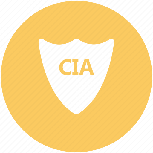central intelligence agency, cia, confidential agency, intelligence, investigation agency, security, security sign icon