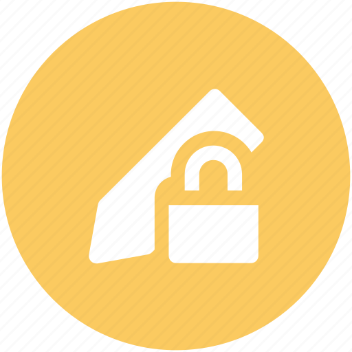 agreement, digital security, lock sign, membership, pencil, registration, subscription icon