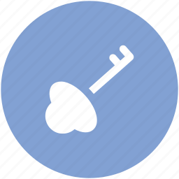 key, lock, privacy, protection, retro key, safety, secrecy icon