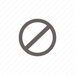entry, no, restricted, security icon