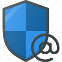 email, firewall, mail, protect, protection, secure, security icon