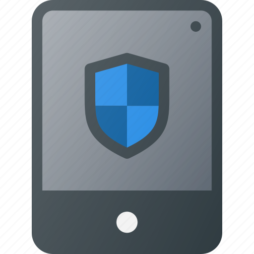 protect, protection, secure, security, tablet icon